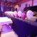 Plesová balonková výzdoba