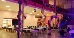 Maturitní ples- balonková výzdoba 7