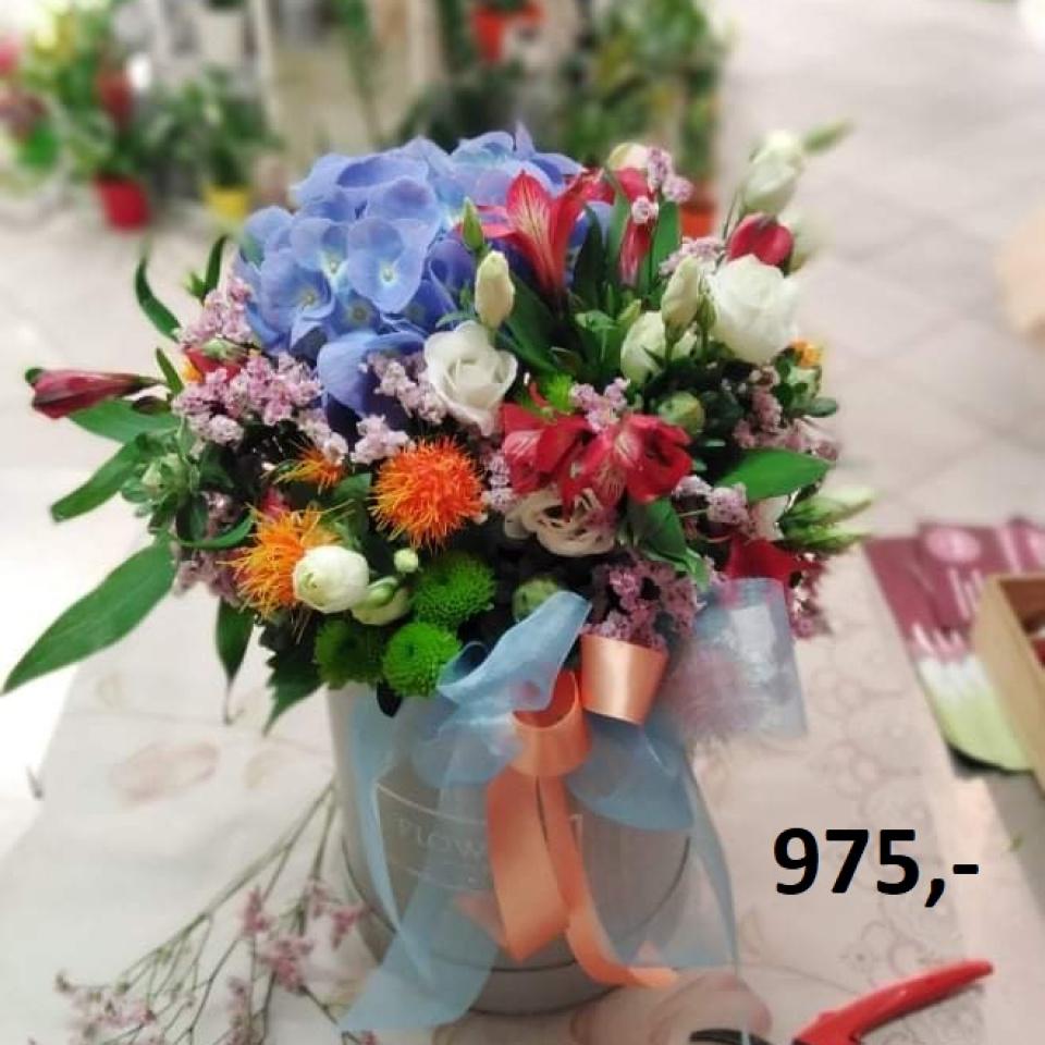 Flower Box - Mix květů a plodů