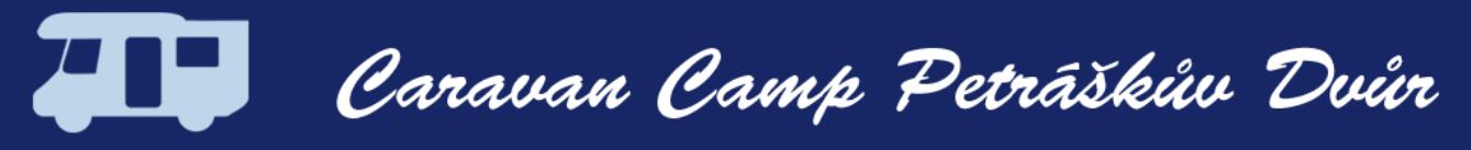Caravan Camp Petráškův Dvůr - logo