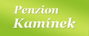 Penzion Kamínek - logo