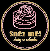 Sněz mě - logo
